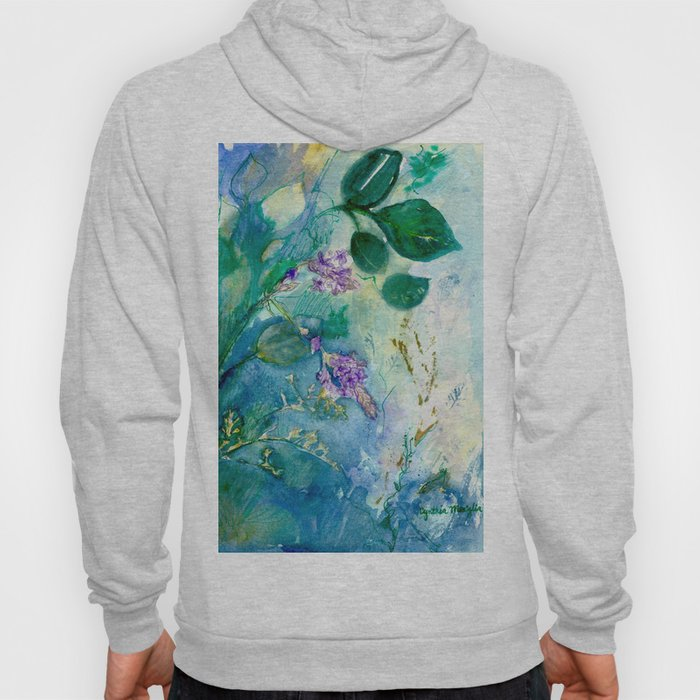 A Touch of Lavender Hoody