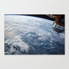NASA Earth Print Canvas Print