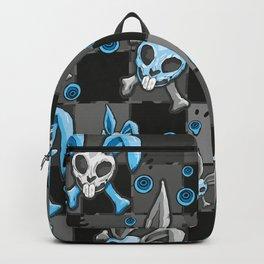 Xbunny Blue Backpack