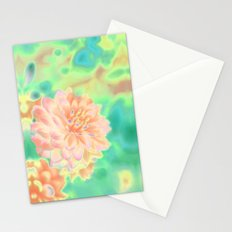 Chrysanths Stationery Cards