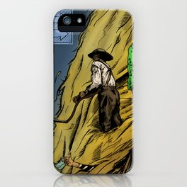 """Faces -Petty"" by Cap Blackard iPhone Case"