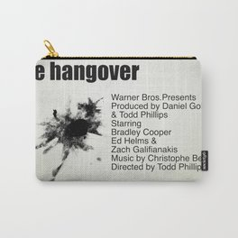 The hangover cast & crew Carry-All Pouch
