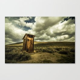 A Great Place to Think Canvas Print
