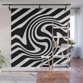 Destiny of B/W Wall Mural