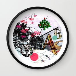 Art dreams Wall Clock