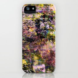 Ghosts Isn't Nudists IV iPhone Case