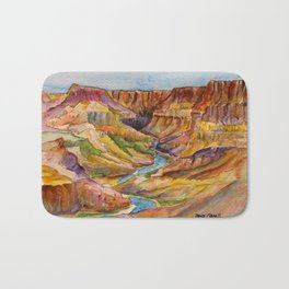 Grand Canyon National Park Bath Mat