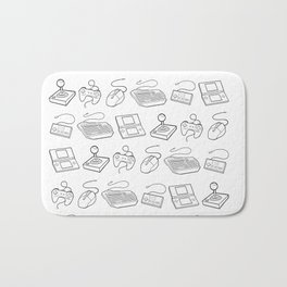 Get Your Game On Bath Mat
