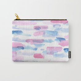 180527 Abstract Watercolour 16 | Watercolor Brush Strokes Carry-All Pouch