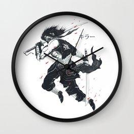 キラー (Kirā) Wall Clock