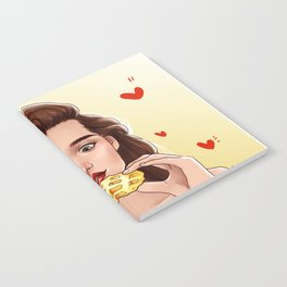 Take Me Out for Waffles Notebook