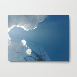 Baltic Skies Metal Print
