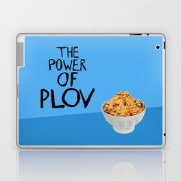 THE POWER OF PLOV Laptop & iPad Skin