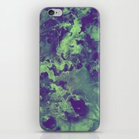 chemistry iPhone & iPod Skins featuring Chemistry by Adaralbion