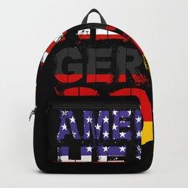 American German Backpack