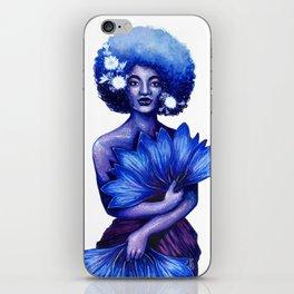 Cornflower iPhone Skin