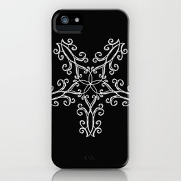 Five Pointed Star Series #9 iPhone Case