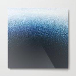 Ombre Waters Metal Print