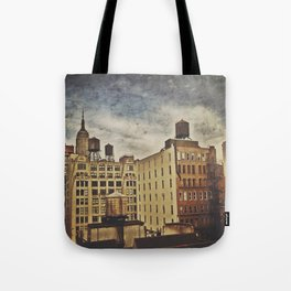 Water towers Tote Bag