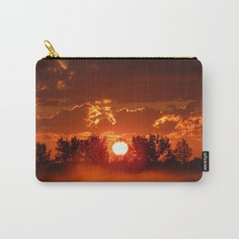 Ghost Horses of the Misty Dawn Carry-All Pouch