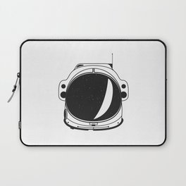 Cosmonaut helmet Laptop Sleeve