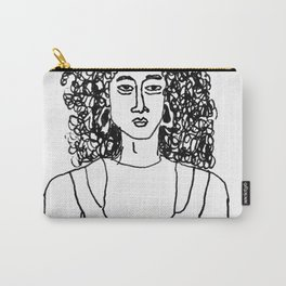 mademoiselle no.6 Carry-All Pouch