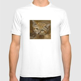 SAND CAT T-shirt