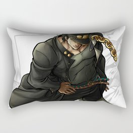 Jotaro Kujo Artwork Rectangular Pillow
