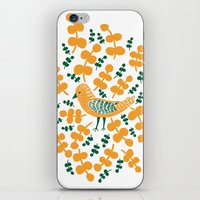 Birdie Bird iPhone & iPod Skin