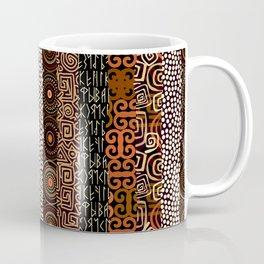 Geometric African Pattern Coffee Mug