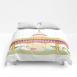 Carousel 2 Comforters
