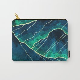 As a new moon rises Carry-All Pouch