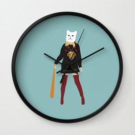 Heist Wall Clock