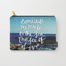 sea and love Carry-All Pouch