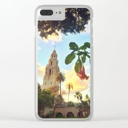 Balboa Dream Clear iPhone Case