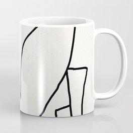Abstract line art 2 Coffee Mug