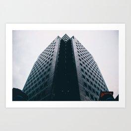 0 To 100 Art Print