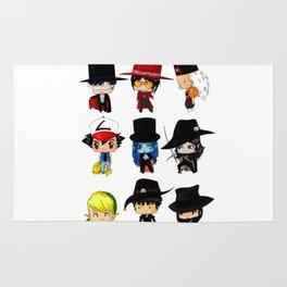 Anime Hatters Rug