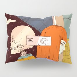 Haunting Past (A Reflection) Pillow Sham