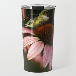 Resting Hummingbird Travel Mug