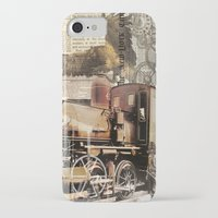 industrial iPhone & iPod Cases featuring Industrial by victorygarlic
