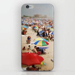 Coney Island Heat Wave iPhone Skin