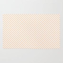 Creampuff Polka Dots Rug