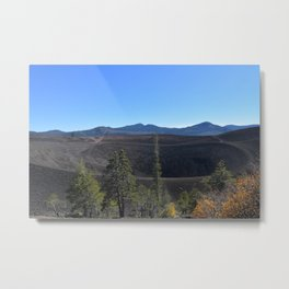 The Crater (Cinder Cone) Metal Print