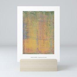 Simon Carter Painting Dispelling The Myth Mini Art Print