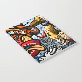 Barcelona Street Art Notebook