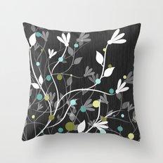 Nightfall Breeze Throw Pillow