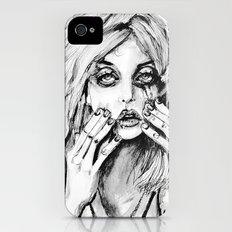 courtney love cobain no.2 Slim Case iPhone (4, 4s)