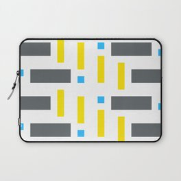 Pattern of Squares - Color Laptop Sleeve
