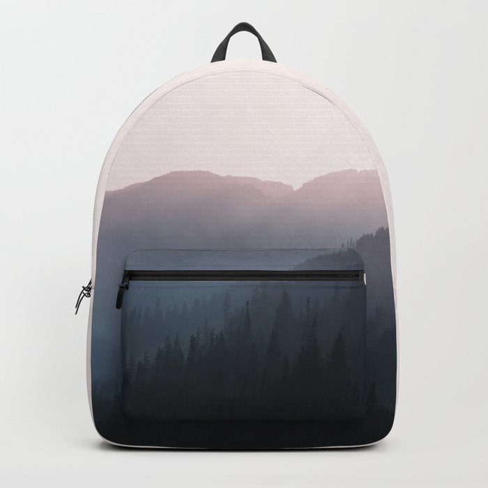 The Wilderness Awaits Backpack